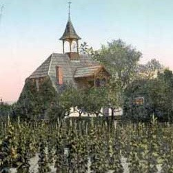 Winnica otaczała kaplicę przy al. Słowackiego