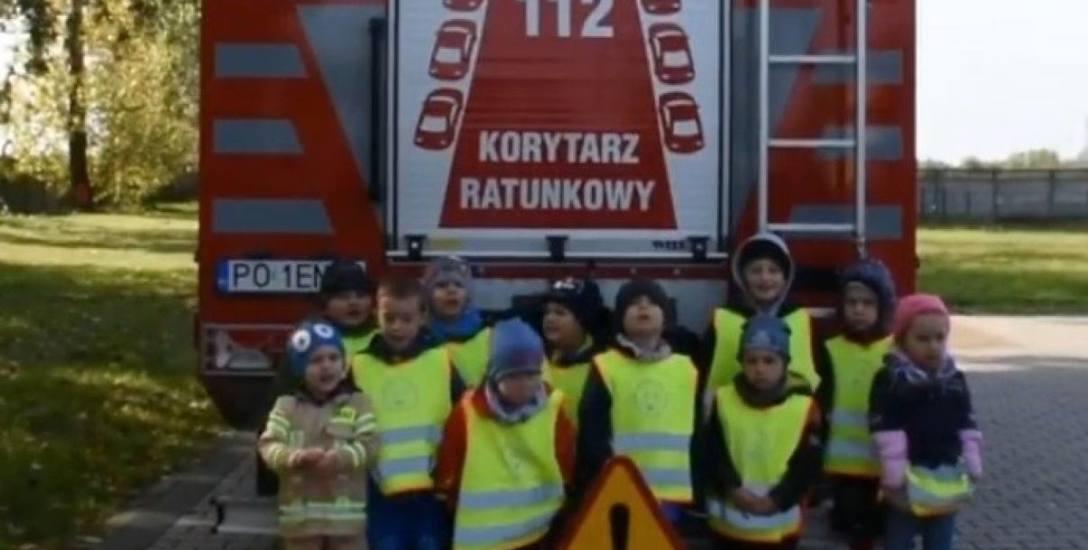 Ochotnicza Straż Pożarna Poznań-Głuszyna w listopadzie 2019 roku opublikowała film nagrany wspólnie z przedszkolakami z Chatki Puchatka w Stęszewie,