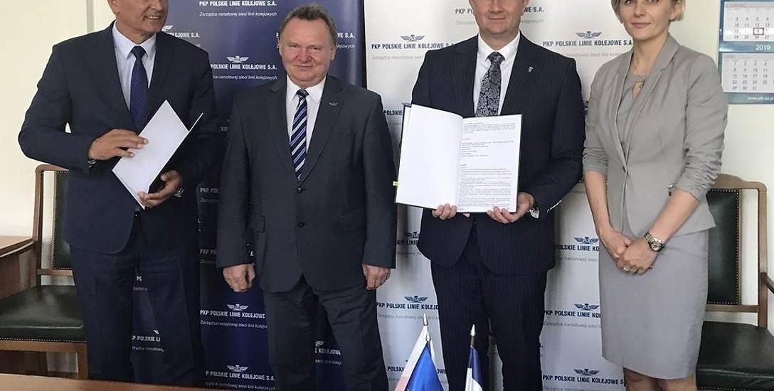 Podpisanie umowy to kolejny krok do realizacji inwestycji