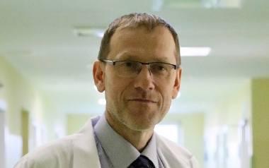 Prof. Tomasiewicz: Koronawirusa nie trzeba się bać, ale go nie lekceważmy