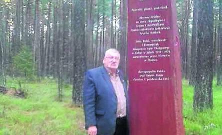 Konflikt o pomnik postawiony przez Tatarów w Piaśnicy