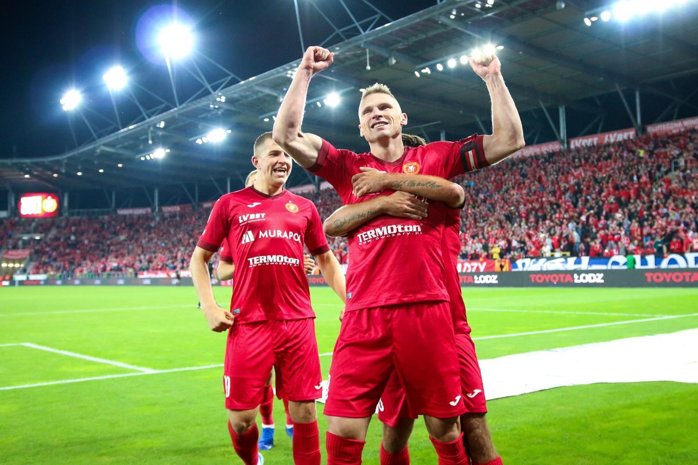 Zdjęcia z meczu Widzew Łódź - Garbarnia Kraków 1:1 [GALERIA]