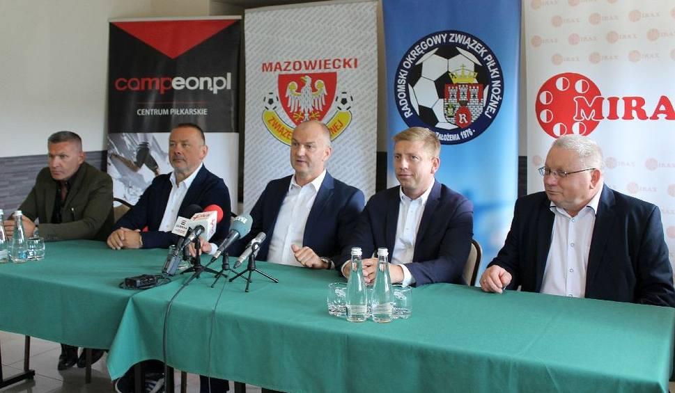 Film do artykułu: Nowe umowy ze sponsorami niższych lig w regionie radomskim. Będą wyższe nagrody w rozgrywkach Pucharu Polski