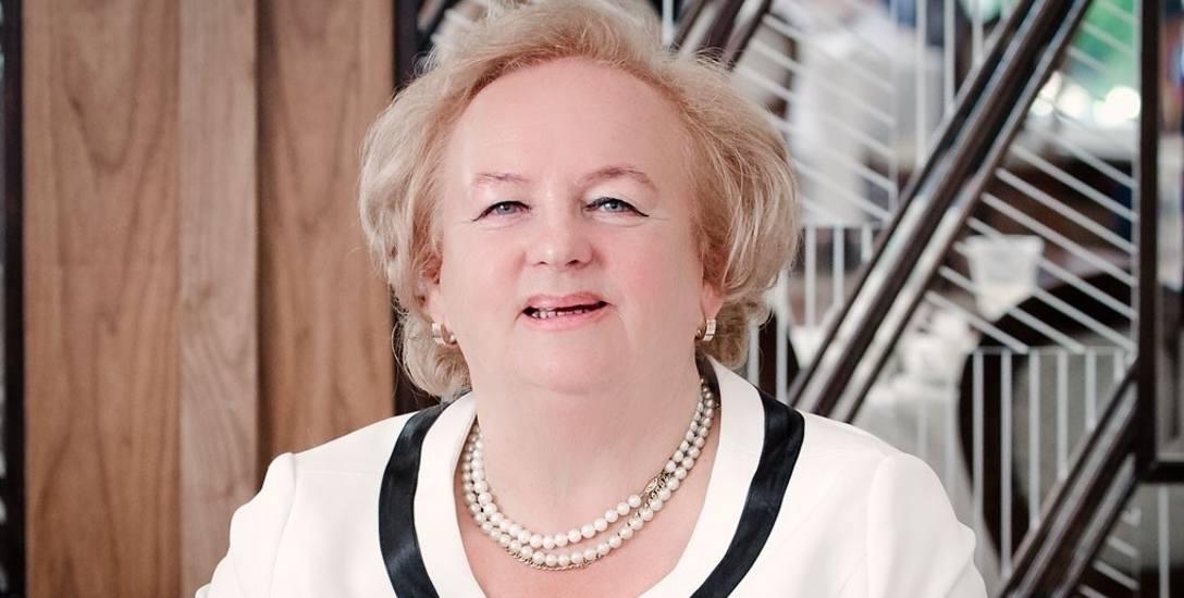 Pani Barbara Penderecka-Piotrowska z Żor pokonała koronawirusa