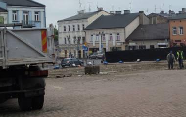 Rewitalizacja Starego Rynku w Częstochowie. Będzie tu sporo zieleni, nowoczesna fontanna, miejsca do wypoczynku i rekreacji