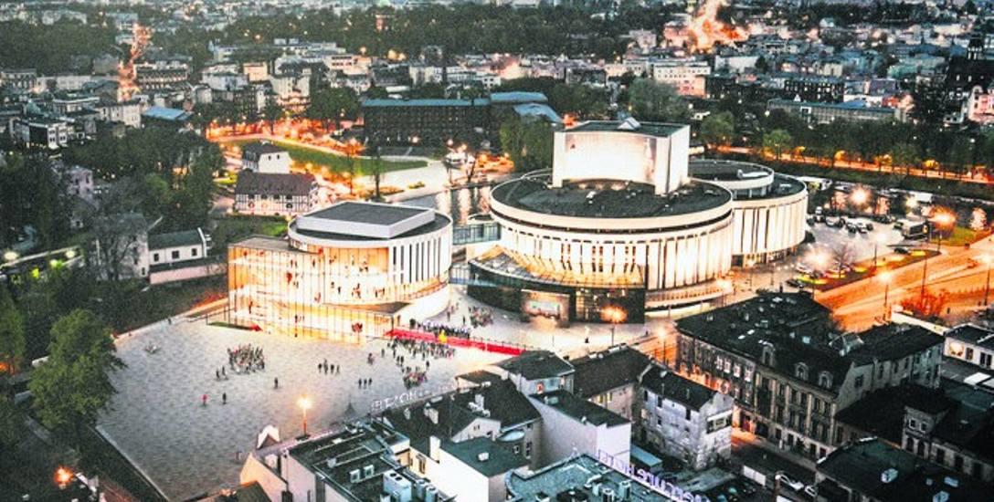 Rozbudowa Opery Nova o czwarty krąg ma przyczynić się do rozwoju działalności festiwalowej