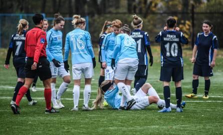 Piłkarki bydgoskiego KKP sezon 2016/2017 zakończyły na boisku Pragi Warszawa  porażką 0:2. W Bydgoszczy na Słowiańskiej było 0:0.