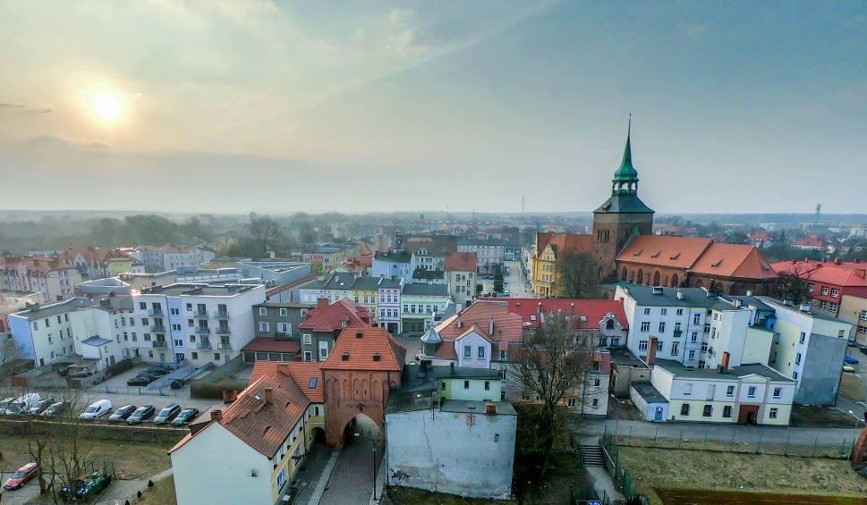 Film do artykułu: Od soboty w Białogardzie usłyszymy w całym mieście komunikaty głosowe o pandemii
