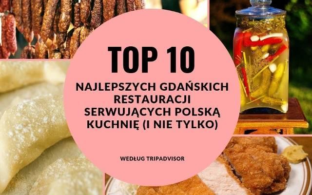 Top 10 Restauracje Gdańsk Dziennikbaltyckipl