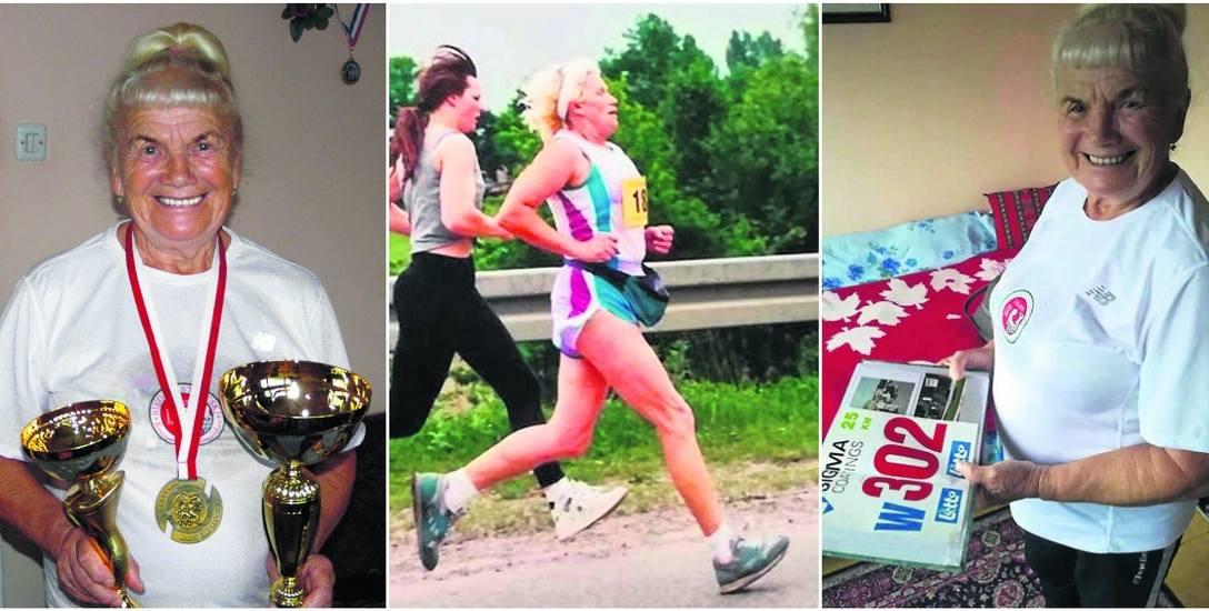 Maratony pani Janki
