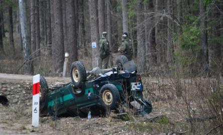 Wypadek w Sokołdzie. Pięć osób rannych.