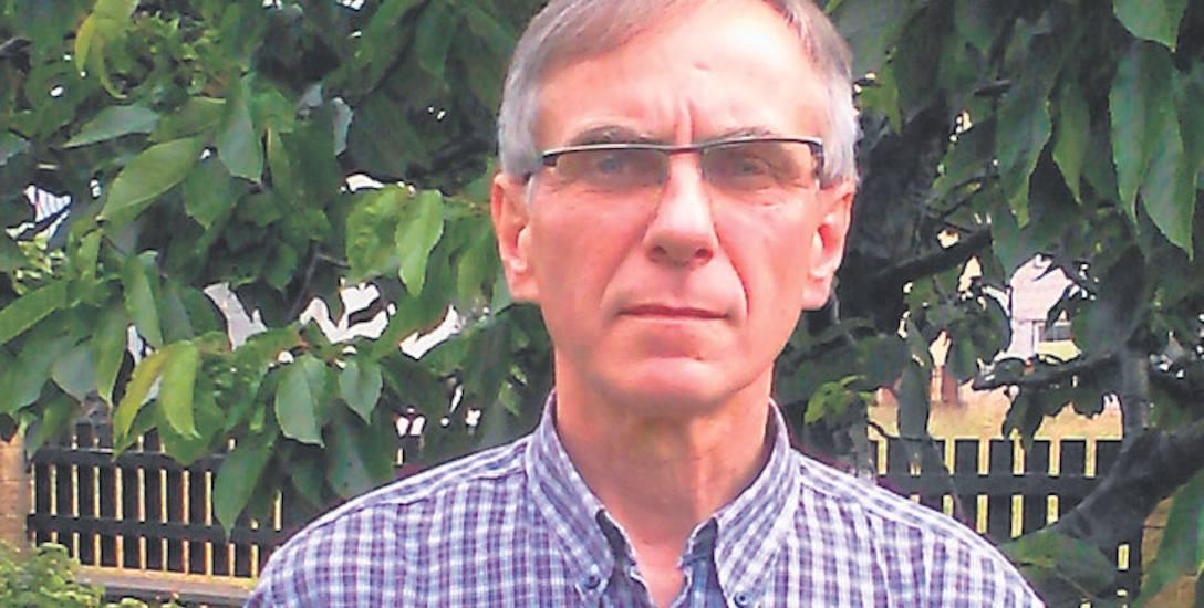 Zbigniew Wiąckiewicz: - Wytrucie pszczół to strata nie tylko dla pszczelarzy, ale i dla rolników.