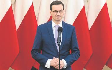 Mateusz Morawiecki wie, że przed przyszłymi wyborami musi przekonać wyborców PiS, iż jego partia nie jest antyunijna