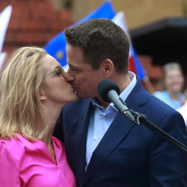 Małgorzata Trzaskowska może zostać Pierwszą Damą RP. Kim jest prywatnie żona Rafała Trzaskowskiego? Instagram, wiek, wykształcenie, dzieci