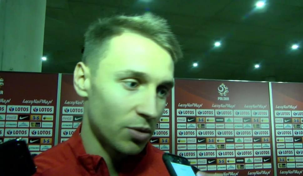 Film do artykułu: Przemysław Frankowski po meczu z Czechami: Piłka jest niesprawiedliwa