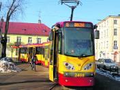 2 kwietnia tramwaj linii 16 zamieni się w 45. W Łodzi pojedzie przez pl. Wolności na ul. Telefoniczną.