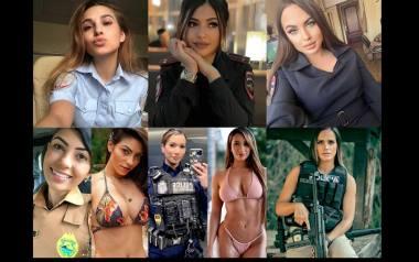 Zdążyliśmy się wszyscy przyzwyczaić, że w męskim jeszcze do niedawna zawodzie znakomicie odnajdują się panie. W szeregach policji na całym świecie służy