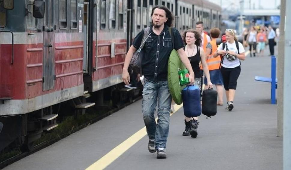 Film do artykułu: PolAndRock Festiwal 2019: nie będzie specjalnych, festiwalowych pociągów. PKP Intercity chce zmienić rozkład jazdy i ominąć Kostrzyn?