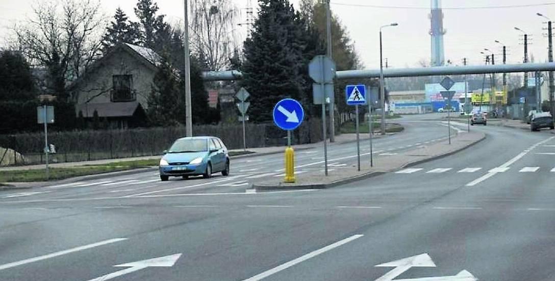 Jedno z rond powstać ma na przecięciu ulic Widok, Skłodowskiej i Czerwonej