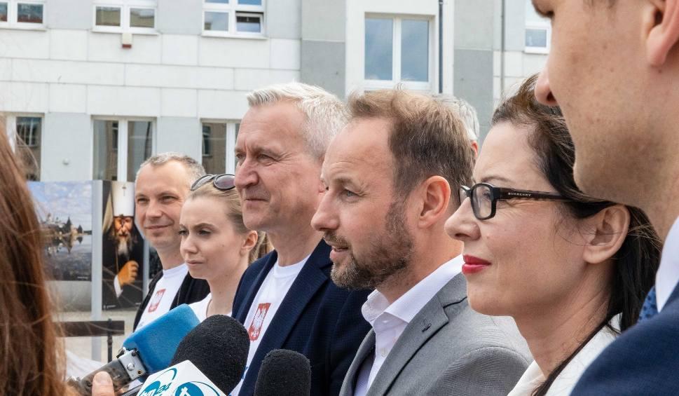 Film do artykułu: Eurowybory 2019. Tomasz Frankowski: 26 maja idźmy złożyć życzenia naszym mamom, a potem wszyscy do urn wyborczych