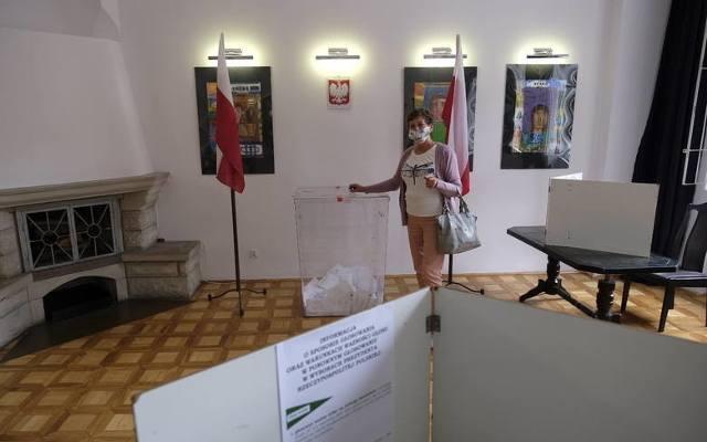 Toruń. Rekordowa frekwencja i zaginione karty do głosowania