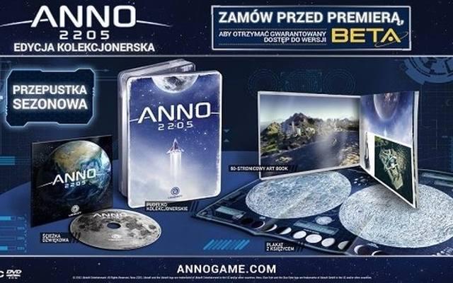 Anno 2205: Zwiastun, data premiery i edycja kolekcjonerska (wideo)
