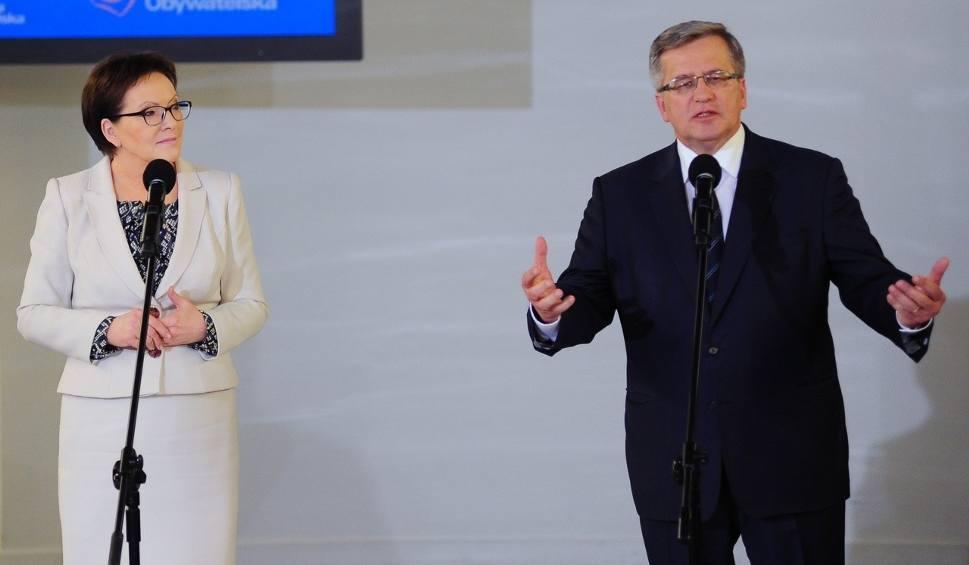 """Film do artykułu: PO chce wyciągnąć wnioski z porażki Komorowskiego i mocno """"pilnować"""" nową głowę państwa (wideo)"""
