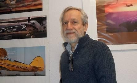 Roman Sadowski (Franklin sp z o.o. w Grudziądzu): - Do kwietnia musimy mieć gotowy prototyp silnika samolotowego Franklin na benzynę samochodową