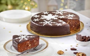 Ciasto czekoladowe. Idealne na święta.