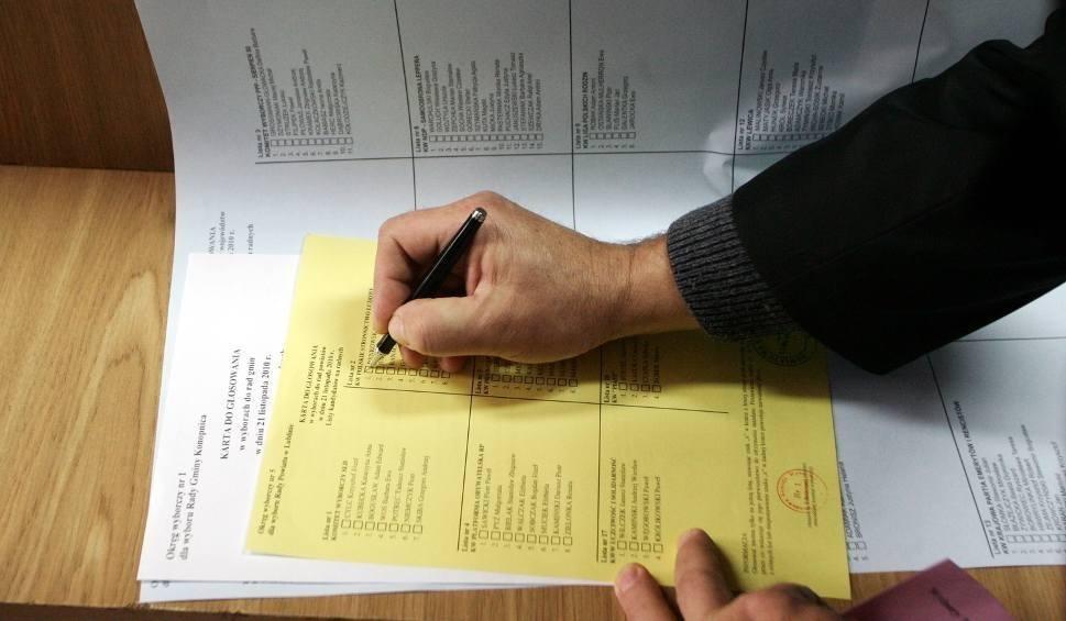 Film do artykułu: Wybory samorządowe 2018 w gminie Przyłęk. Czterech kandydatów na wójta przedstawia swoje programy wyborcze