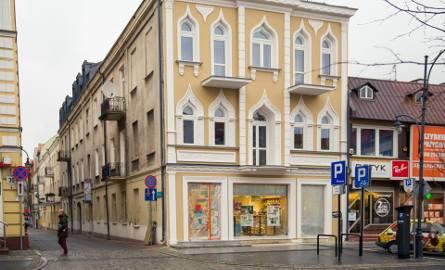 Budynek został wzniesiony w latach 1900-10