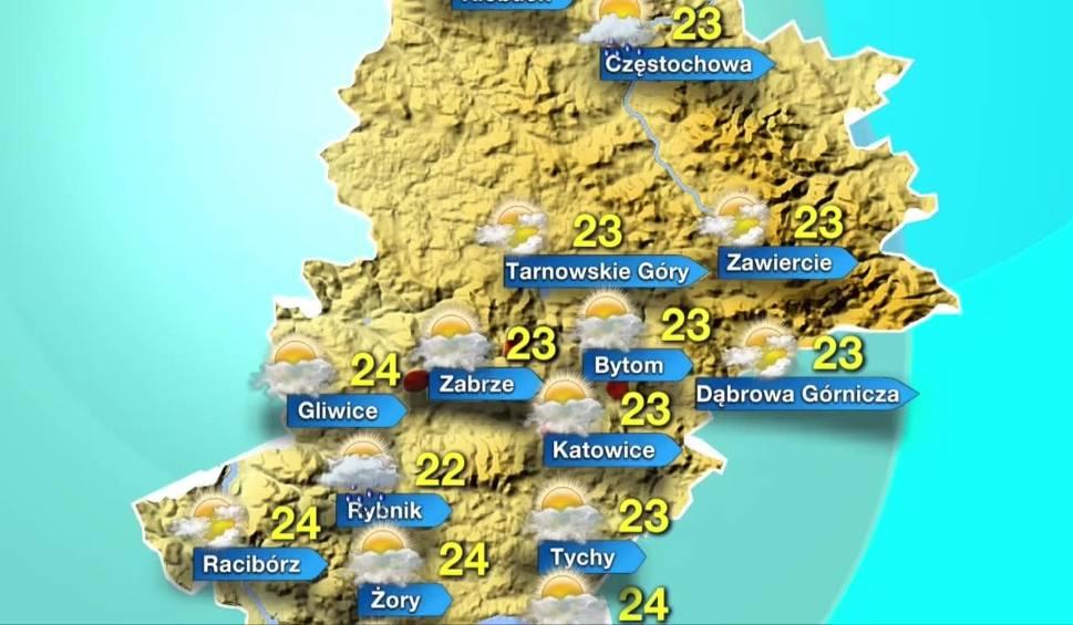 Film do artykułu: Prognoza pogody na 25 kwietnia WIDEO ciepła i pogodna środa w województwie śląskim