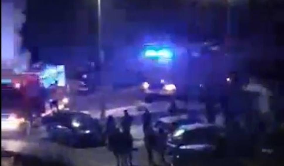Film do artykułu: Pożar samochodu w Jawiszowicach. Nic z niego nie zostało  [WIDEO, ZDJĘCIA]
