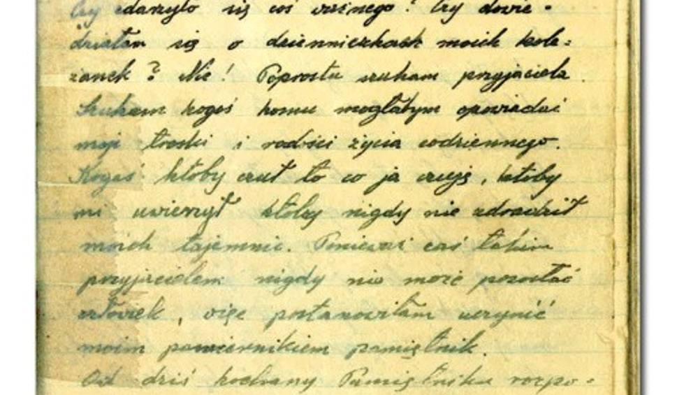Film do artykułu: Pamiętnik Reni Spiegel z Przemyśla, zamordowanej w 1942 r. przez Niemców, stał się sensacją wydawniczą w USA
