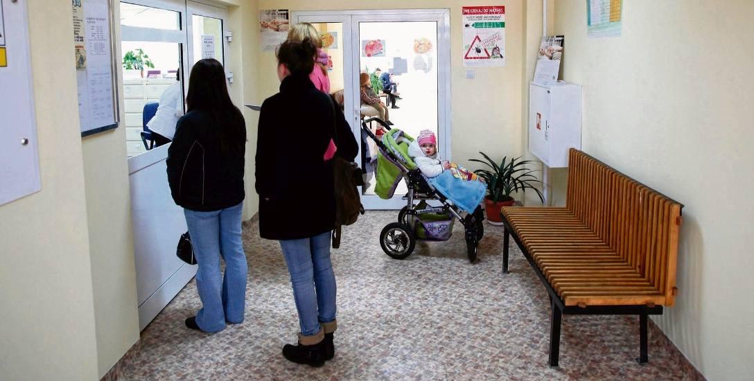 Zdrowie. Grypa w Łodzi  nie omija  lekarzy i rejestratorek