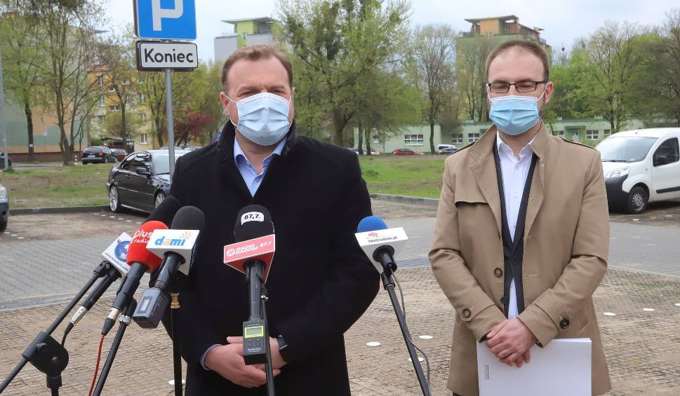 Film do artykułu: Finał przebudowy odcinków ulic Bema, Sowińskiego i Jasińskiego na osiedlu XV-lecia w Radomiu