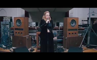 Adele zobaczyła na swoim koncercie... sobowtóra [WIDEO]