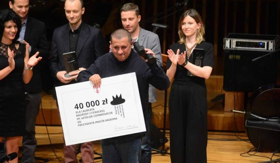 Film do artykułu: Prawie 70 książek zgłoszono do Nagrody Gombrowicza. Kto zostanie tegorocznym laureatem?