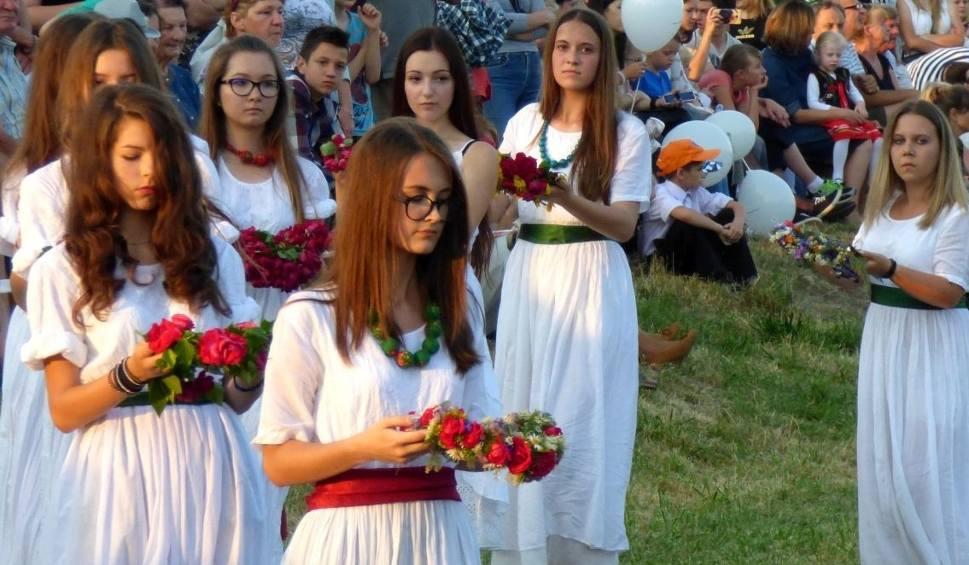 """Film do artykułu: """"Noc Kupały"""" - wydarzeniem Sobótek 2017 w Nowym Korczynie"""