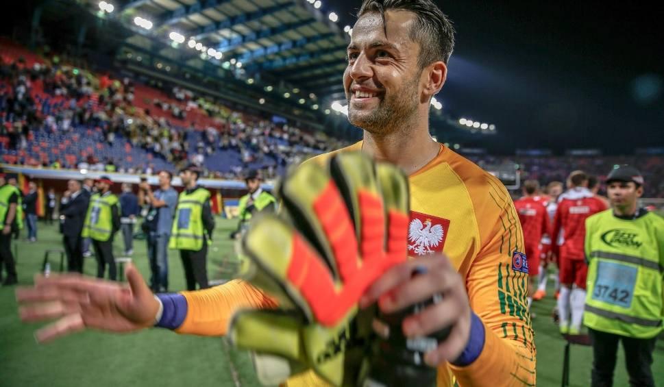Film do artykułu: Łukasz Fabiański: Oglądałem wczoraj mecz z Austrią na Euro 2008, razem z Szymonem Marciniakiem. Zdaniem sędziego był rzut karny