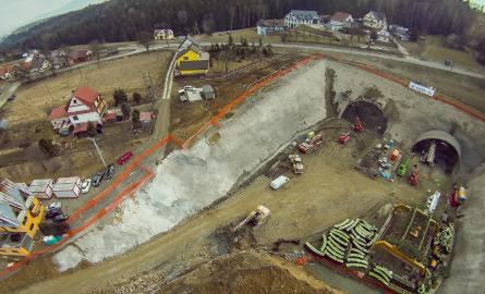 Jak powstaje górski odcinek ekspresowej zakopianki?