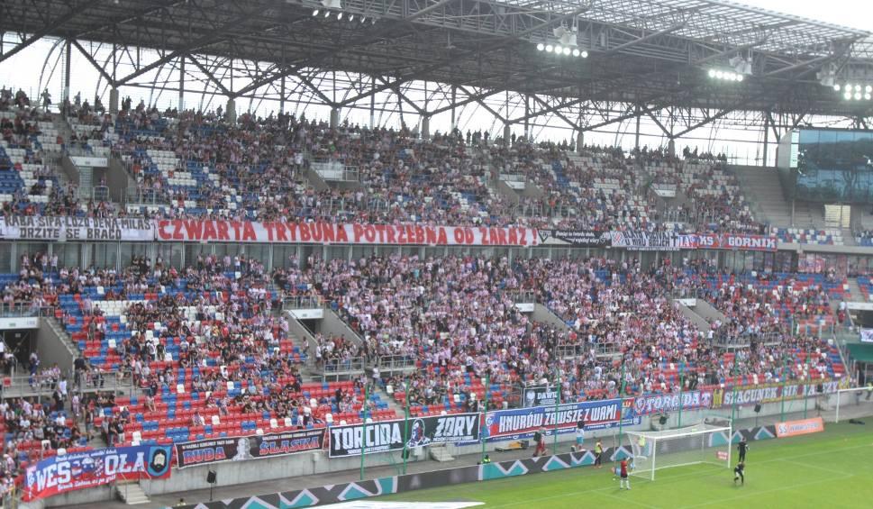 Film do artykułu: W przyszłym roku ruszy budowa czwartej trybuny na stadionie Górnika Zabrze