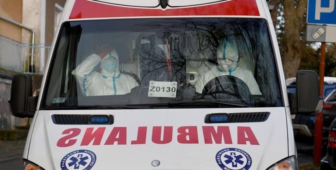 Szpital Wojewódzki w Bielsku-Białej czeka na wyniki testów, żeby uruchomić oddziały