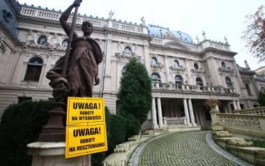 Pałac Poznańskiego odzyska blask