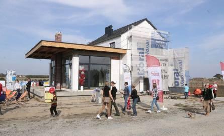 Czytelnicy oglądali dom, który można wygrać w loterii nto