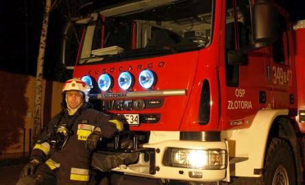 Jak długo pracuje już Pan w straży pożarnej? Ile to minęło? Oj, na pewno ponad dwadzieścia lat. Od malucha byłem związany ze strażą. Skąd wziął się pomysł,