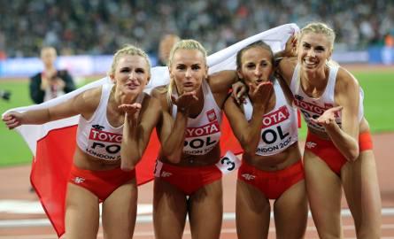 Co za bieg! Kobieca sztafeta 4x400 z medalem! [ZDJĘCIA]