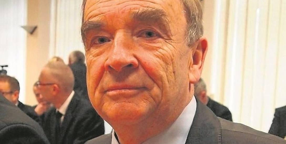 Radny Maciej Wojak ma spór z deweloperem już od kilku lat