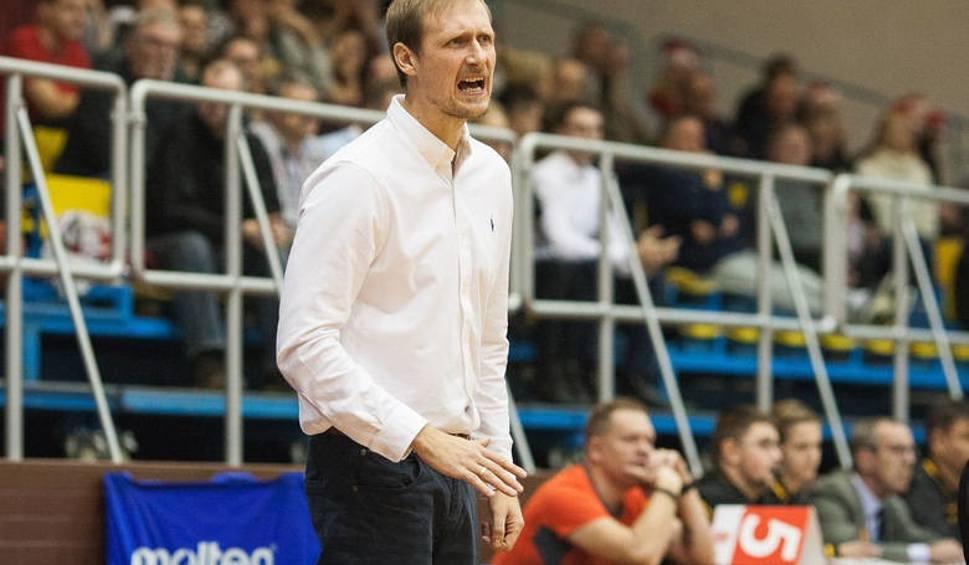 Film do artykułu: Mantas Cesnauskis przed półfinałem play-off [WIDEO]