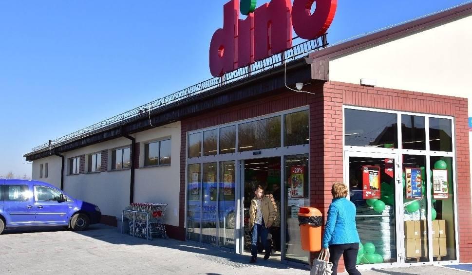 Film do artykułu: Market Dino powstanie w Imielnie. Będzie to największy sklep w całej gminie
